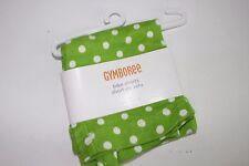 Gymboree Ice Cream Sweetie Polka Dot Bike Shorts Green Girls Size 4 NWT