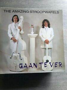 The Amazing Stroopwafels -Gaan Te Ver Vinyl LP