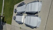 BMW E31 840ci 840i 850i 850ci SEAT KIT GERMAN VINYL UPHOLSTERY KIT NEW CUSTOM