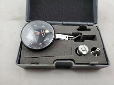 Fowler 00001 Jeweled Dial Test Indicator 008 With Attachments 52 563 771