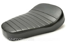 Universal Wassell Trail Scrambler estilo clásico de base de aleación de silla de montar asiento personalizado