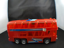 Autobus Autobus Hong Kong Endeavor Mercedes in Plastica Motore Attrito 19 CM