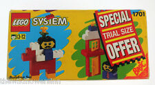 Lego 24 pc Building Set 1701 Basic Trial Size special offer NIB 1994