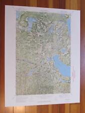 Laporte Minnesota 1974 Original Vintage USGS Topo Map