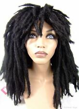 RASTA .. Dreadlocks .. Dreads .. Full wig from Sepia .. Black  UNISEX!  NICE!! *