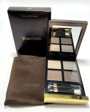 Tom Ford Eye Color Quad 05 SILVERED TOPAZ ~ 100% Authentic, New in Box