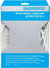 2018 Shimano Dura Ace Road Brake Cable Set Fits: Ultegra, 105: WHITE