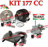 KIT MODIFICA 177 CILINDRO DR CARBURATORE DELLORTO 24 MARMITTA ROAD VESPA PX 125