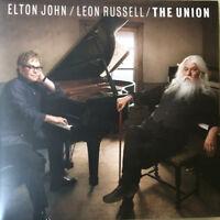 Elton John And Leon Russell – The Union Vinyl 2LP Mercury 2010 NEW/SEALED