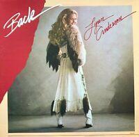 Lynn Anderson - Back 33 RPM Vinyl LP Record 1983 Permian Records Country