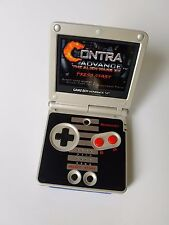 Nes Nintendo Game Boy Advance GBA SP AGS101 Luz De Fondo