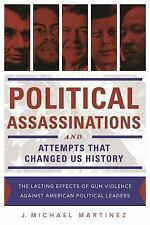 Political Assassinations and Attempts in Us History: The Lasting Effects of Gun