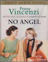 No Angel Penny Vincenzi 4 Cassette Audio Book Historical Romance Abridged