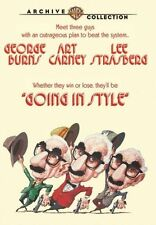 GOING IN STYLE (1979 George Burns) - Region Free DVD - Sealed
