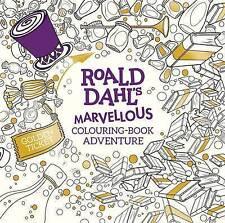 Roald Dahl Novelty & Activity Books for Children in English