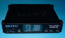 Motu Micro Express  USB Midi Interface 4 x 6 with SMPTE