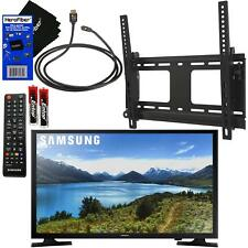 "Samsung UN32J4001 32"" Class 720p HD LED TV + Remote + HDMI + HeroFiber"