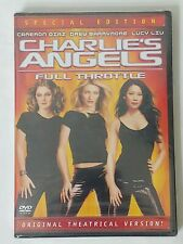 Charlies Angels Full Throttle (DVD)