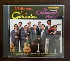 Bailar con PEPE GONZALEZ la Organizacion Musical CD 1991