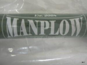 MANPLOW Long Handle Stretch Wrap Dispenser HANDLE ONLY
