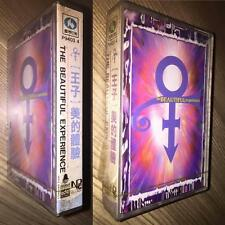 Prince 1994 The Beautiful Experience Taiwan OBI Cassette Tape with Promo Insert
