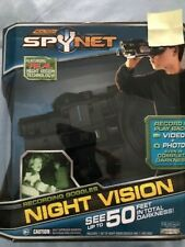 SpyNet Night Vision Recording Goggles with Real Night Vision Technology  One