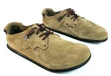 Birkenstock Montana Mens Casual Suede Tan Shoes Size 13