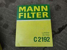 Air Filter Mann-Filter C2192