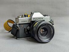 Fujica ST 801 analog Kamera 35mm, Spiegelreflex Kamera 35mm Film