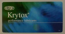 DUPONT KRYTOX GPL OIL LUBRICANT PFPE Perfluoropolyether 14 grams free shipping!