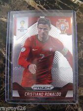 CRISTIANO RONALDO*PORTUGAL SOCCER CARD*PRIZM 2014*WORLD CUP