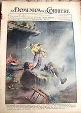 241) 1937 INCIDENTE IN CASA A GUSSAGO DI BRESCIA VENDETTA DI DROMEDARIO A TURCO