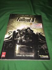 Fallout 3 Official Game Guide GameStop Exclusive