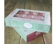 FunCakes Cake Box -Quotes- 36x25x8cm, 2er Set Kuchenschachtel, Tortenschachtel