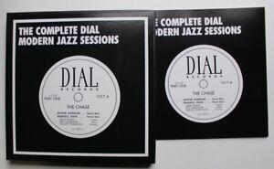 Dexter Gordon Wardell Gray Charlie Parker Ltd. Edition #'d Mosaic 9 CD Box Set