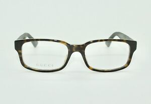 Brand New Unisex Gucci Glasses Model GG0012O Gucci Case with free SV lenses