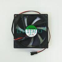 1pc Sunon KDE2409PTB1-6A  24V 3.6w Cooling Fan 92*92*25MM 2 Pin