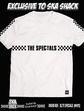 THE SPECIALS T Shirt. Collectors Edition. Limited Run. EXCLUSIVE TO SKA SHACK