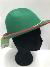 c83451e9fe1 Alpine Oktoberfest Green Mens Hat Feltex Costume German Man