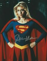 Helen Slater Autographed Signed 8x10 Photo ( Supergirl ) REPRINT