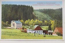 29343 AK Lochmühle Natzschungtal zw. Olbernhau u. Rübenau Erzgebirge 7.7.43