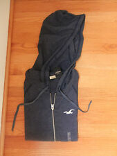 NWT Hollister by Abercrombie Boat Canyon Hoodie  Large Navy