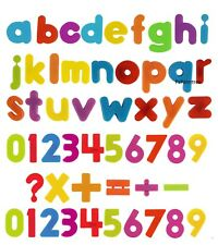A to Z Magnetic Letters and Numbers Learning Set