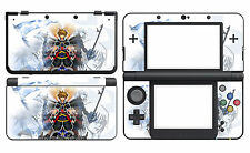 Kingdom Hearts 311 Vinyl Decal Skin Sticker Cover for Nintendo New 3DS 2015
