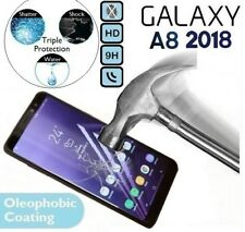 100% Genuine Tempered Glass Screen Protector SM-A530 For Samsung Galaxy A8 2018