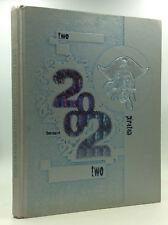 2002 WEST CARROLLTON HIGH SCHOOL YEARBOOK - Ohio - Piratan - 1st ed