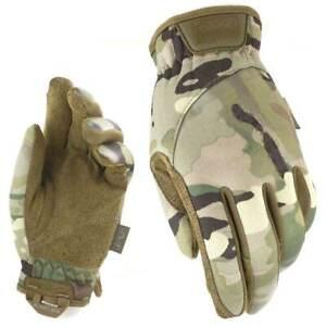 Mechanix Wear Men's FastFit Gloves Tactical Military Army Cadet Multicam MTP