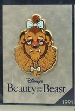 Disney Store 30th Anniversary Week 2 Beauty and the Beast BEAST Pin