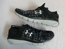 Under Armour UA Speedform Fortis KO Micro G Charged size 10.5 VNDS Worn Once 1X