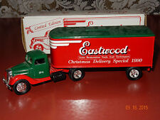 EASTWOOD 1937 EASTWOOD CHRISTMAS DELIVERY TRUCK  SPECIAL 1990 LIMITED ED.